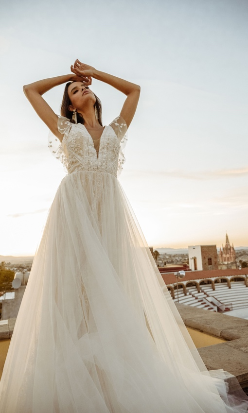 Tara Lauren Gowns