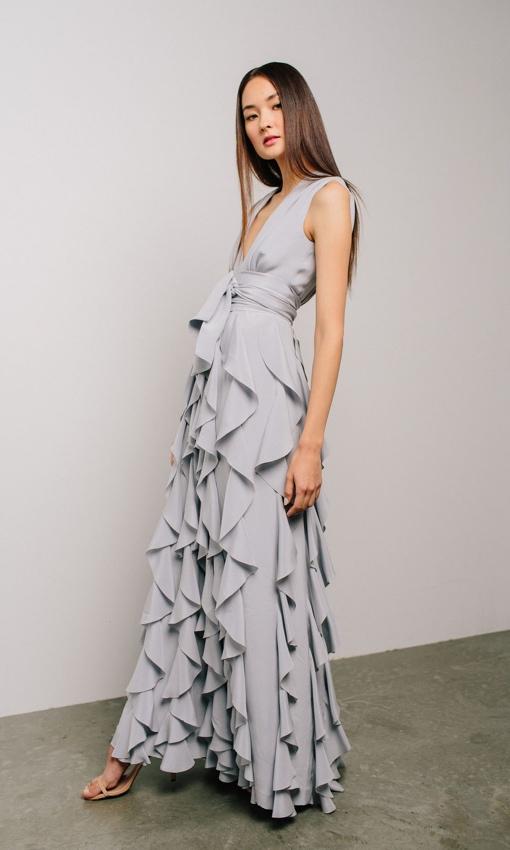Catherine Regehr elegant dress