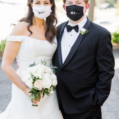 Callie and Sam – A Covid Wedding